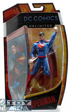 The New 52 DC Comics Unlimited Superman Action Figure Mattel Classic Universe