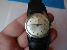 Old VINTAGE swiss WATCH GENEVE SPORT 17 JEWELS   COLLECTORS MODEL 1980 RETRO
