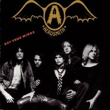 AEROSMITH CD - GET YOUR WINGS [REMASTERED](1993) - NEW UNOPENED - ROCK
