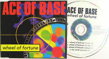 ACE OF BASE CD Wheel Of Fortune 4 Track 1993 German