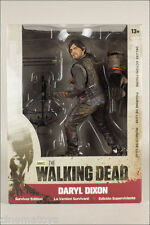 The Walking Dead DARYL DIXON Survivor BLOODY Version Action Figures Mcfarlane