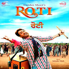 ROTI - GURDAS MAAN'S - NEW BHANGRA CD - FREE UK POST