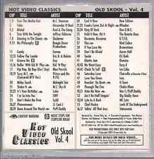Promo only video classics: Old Skool v4 SHALAMAR New Edition CHAKA KHAN LL CoolJ
