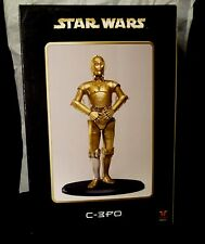Star Wars Attakus C3PO Classic Statue New from 2001 Limited Edition