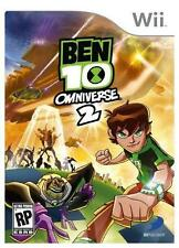 Ben 10: Omniverse 2 GAME NINTENDO Wii AND Wii U **FREE SHIPPING!!