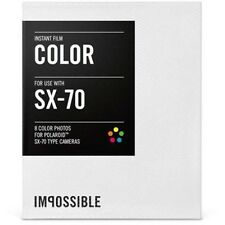 Impossible Instant Color Film for Polaroid SX-70 Cameras PRD2783 PX70