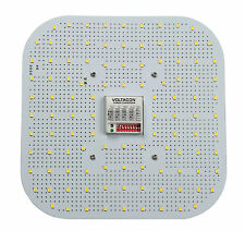 2D led 12W capteur de microondes encastrable 4000K blanc naturel 4pin