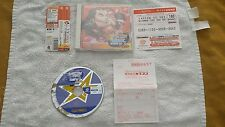 CAPCOM VS SNK MILLENIUM FIGHT 2000 PRO SEGA DREAMCAST, GIAPPONESE/ JAP/IMPORT/JP