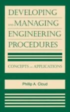 Developing and Managing Engineering Procedures : Concepts and Applications by...