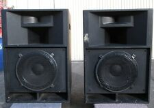 PAIR of Cerwin Vega CVX-153 3-way Loudspeakers / Speaker System NICE!