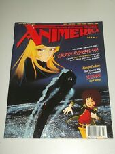 ANIMERICA VOL 4 #7 ANIME & MANGA GALAXY EXPRESS 999 X/1999 CLAMP US MAGAZINE