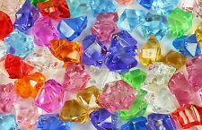 Pirate Jewels and Gems Ice Rocks, 50 pieces Assorted Colors 3.5 oz.