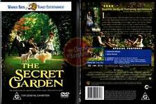 THE SECRET GARDEN Kate Maberly Heydon Prowse NEW DVD R4