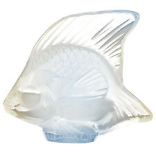 Lalique Opalescent Crystal Fish 3001300
