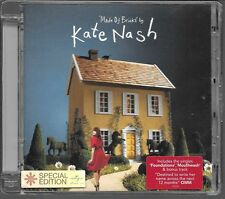 CD ALBUM 12 TITRES--KATE NASH--MADE OF BRICKS BY KATE NASH--2007