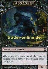 Token Assassin (Spielstein Assassine) Return to Ravnica Magic