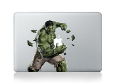 Incredible Hulk Marvel Decal Sticker Vinyl Skin Macbook Air & Pro & Retina13""