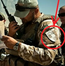 AFG-PAK NATO TALIZOMBIE© WHACKER COALITION OPERATOR VELCRO INSIGNIA: ISAF NATO
