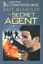 The Secret Agent (Linford Mystery Library)-ExLibrary