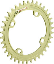 NEW Renthal 1XR Chainring 34t 104mm BCD Gold FULL WARRANTY