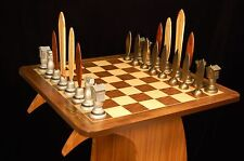 World's Most Awesome Surfboard Chess Set by Dave C Reynolds