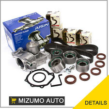 Fit 90-97 Subaru Impreza Legacy EJ18 EJ22 Timing Belt Kit AISIN Water Pump