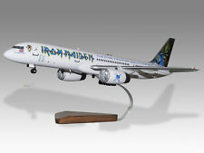 Boeing 757-200 Iron Maiden Ed Force One 2011 World Tour Gear Down Airplane Model