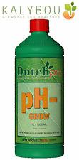 Acide citrique DutchPro PH - DOWN 1000ml salpeterzuur 38% Plante 1l grow groei