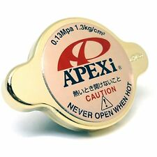 APEXi GT Spec High Pressure Racing Radiator Cap Type 1 Gold 591-A0001 Genuine