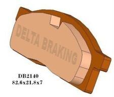 YAMAHA YZ80 YZ85 TTR125 DT50 FRONT  DELTA BRAKE PADS