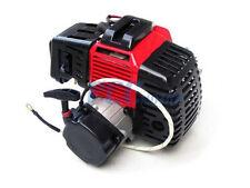 49CC COMPLETE ENGINE MOTOR 2 STROKE SUPER BIKE ELECTRIC PULL START RED M EN04R