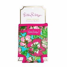 Lilly Pulitzer Drink Hugger - Big Flirt Pattern