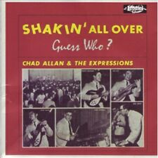 Shakin' All Over [US] New CD