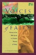 Voices of Faith Bible-GW: Women of the Bible Speak to Christian Women of Today: