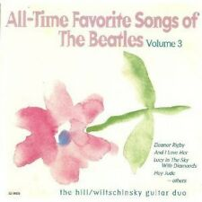All-Time Favorite Songs Of The Beatles, Vol. 3/Wiltschinsky Guitar Duo/CD/RARE