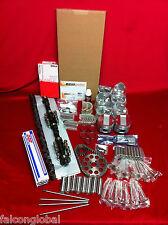 Chrysler 392 1958 Hemi DELUXE engine kit PISTONS BEARINGS VALVES CAM GASKETS+