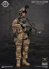 DAM 2016 Exhibition Limited BRITISH ARMY IN AFGHANISTAN MINIMI GUNNER 1/6 Figure