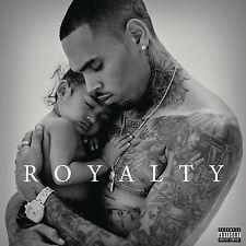 CHRIS BROWN ROYALTY DELUXE EDITION CD ALBUM (December 18th 2015)