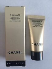 CHANEL Sublimage *ESSENTIAL COMFORT CLEANSER* 5ML/.17oz NEW IN BOX