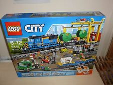Lego City - 60052 Cargo Train - New & Sealed