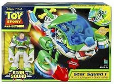 NEW HASBRO DISNEY PIXAR TOY STORY STAR SQUAD 1 BUZZ LIGHTYEAR SPACESHIP 4995