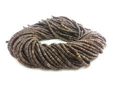 Tagnipis Shell Heishi Beads  (4 - 5 mm, 24 Inches Strand)