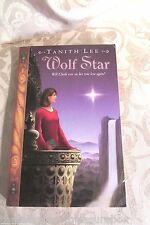 Wolf Star by Tanith Lee Paperback 2002 Puffin Book Fantasy Juvenile
