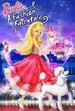 BARBIE: A FASHION FAIRYTALE Movie POSTER 27x40