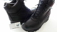 New Size 11.5 NIKE AIR MAX GOADOME 6'' ACG WATERPROOF BOOTS BLACK 806902-001