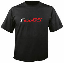 T-shirt per conducente BMW f800gs/F 800 GS/Gr: M - 3xl/#050