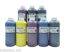 8 Pint Pigment refill ink for Epson 9800 Stylus Pro 9880 Wide-format printers