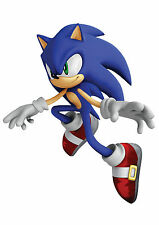 Sonic the Hedgehog Iron On Transfer Sonic