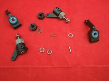 Traxxas Grave Digger Axle carriers + Bearings Monster Mutt Captain's Curse jam