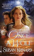 Once a Wolf - Susan Krinard (Historical Werewolf Romance Book 2) Paperback